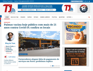 robertatum.com.br screenshot