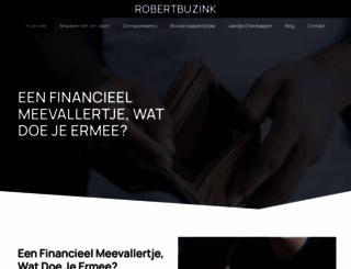 robertbuzink.nl screenshot