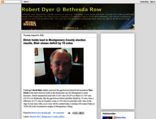 robertdyer.blogspot.com screenshot