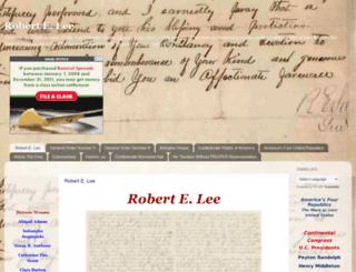 robertelee.org screenshot