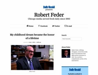 robertfeder.com screenshot