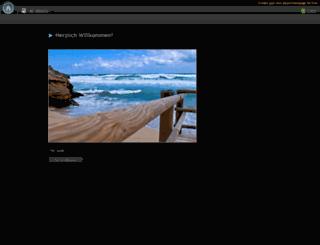 robertfrank.magix.net screenshot