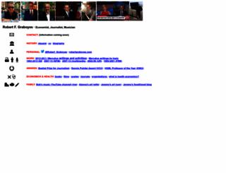 robertgraboyes.com screenshot
