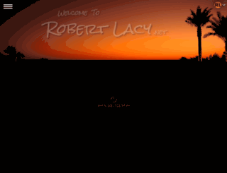 robertlacy.net screenshot