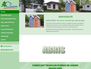 robertleglise33.fr screenshot