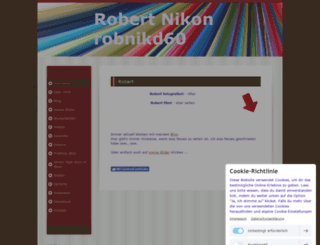 robertnikon.at screenshot