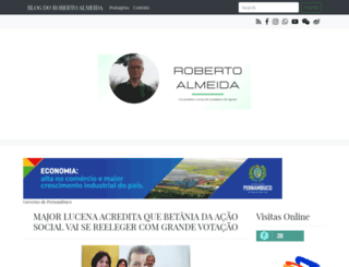 robertoalmeidacsc.blogspot.com.br screenshot
