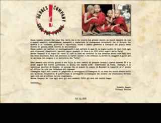 robertobaggio.com screenshot