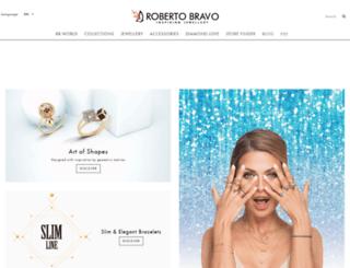 robertobravo.com screenshot