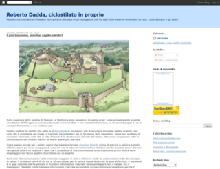 robertodadda.blogspot.com screenshot