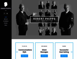 robertphipps.com screenshot