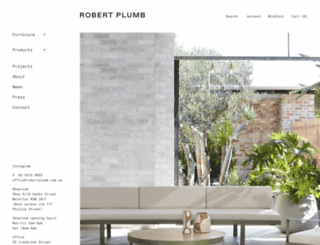 robertplumb.com.au screenshot