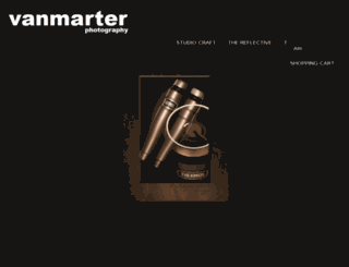 robertvanmarterphotography.com screenshot