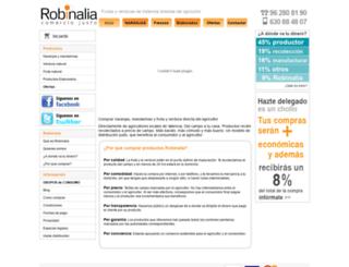 robiin.com screenshot