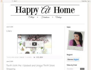 robin-happyathome.blogspot.com screenshot
