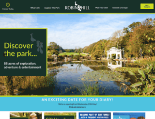 robin-hill.com screenshot