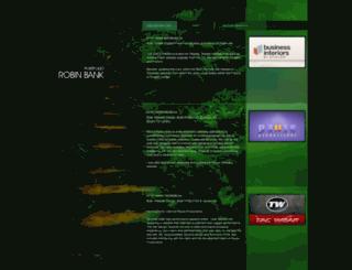 robinbank.com screenshot