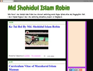 robinmym.blogspot.com screenshot