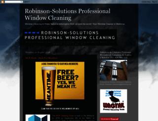 robinson-solutions.blogspot.com.es screenshot