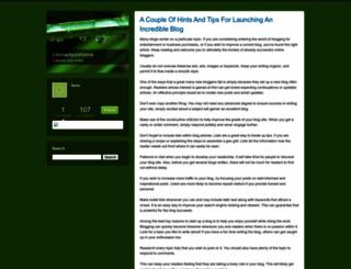 robinwilsonhome.typepad.com screenshot