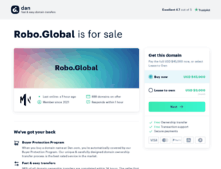 robo.global screenshot