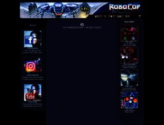 robocoparchive.com screenshot