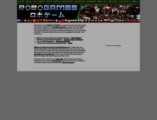 robogames.net screenshot