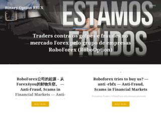 robooptionportugal.wordpress.com screenshot