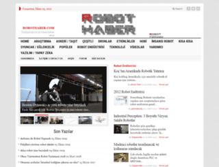 robothaber.com screenshot