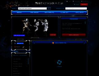 robotkingdom.com screenshot
