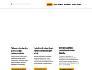 robotmation.fi screenshot