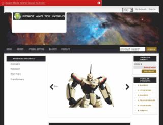 robotoyworld.com screenshot