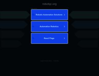 robotqc.org screenshot