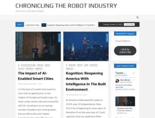 robotrabbi.com screenshot