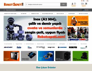 robotsepeti.com screenshot