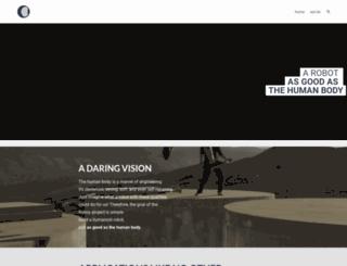 robotsontour.com screenshot