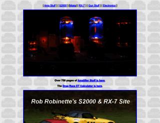 robrobinette.com screenshot