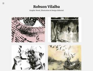 robsonvilalba.carbonmade.com screenshot