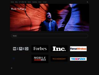 robtiffany.com screenshot