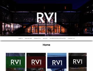 robventind.co.za screenshot