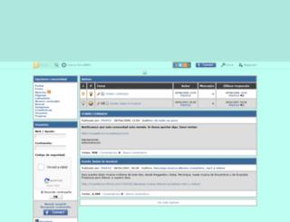 rocaeterna.mforos.com screenshot