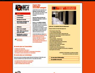 rocbo.lautre.net screenshot
