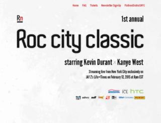 roccityclassic.com screenshot