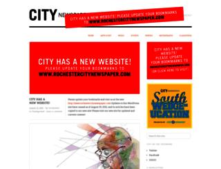 roccitynews.wordpress.com screenshot