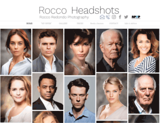 roccoredondo.com screenshot