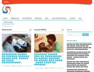 rochaksamachar.com screenshot