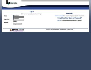 rochesterhousing.tenmast.com screenshot