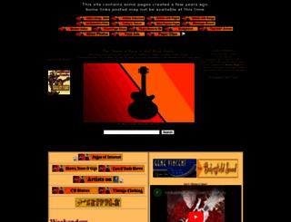 rockabillyhall.com screenshot