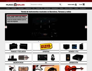 rockandclassics.com screenshot