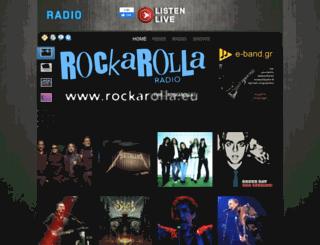 rockarolla.eu screenshot